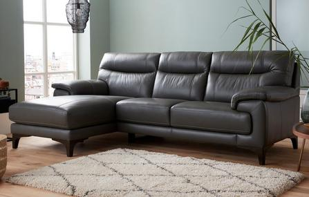 Leather Corner Sofas In A Range Of Great Styles | DFS